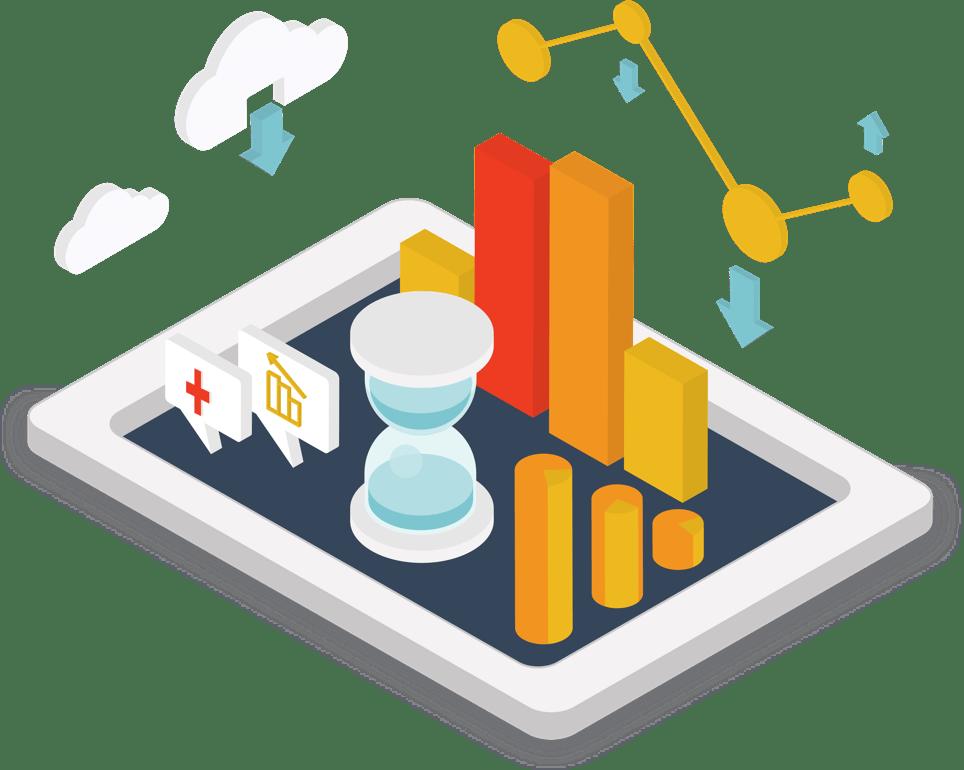 Utility management solutions utilismart. Data clipart data handling