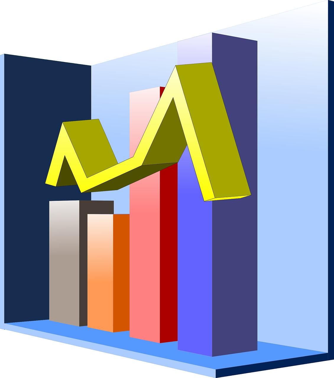 Data clipart finance chart. Why statistics lie don