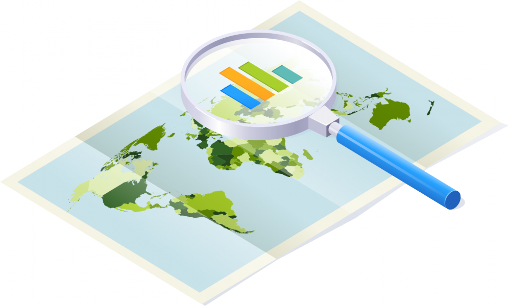 Financial clipart business finance. Macroeconomy banking and analytics