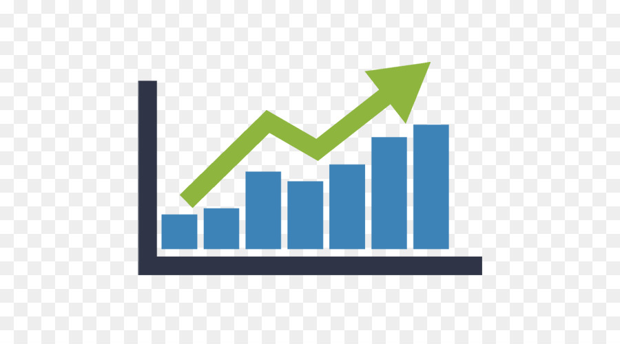 Financial clipart financial forecast. Business background finance green