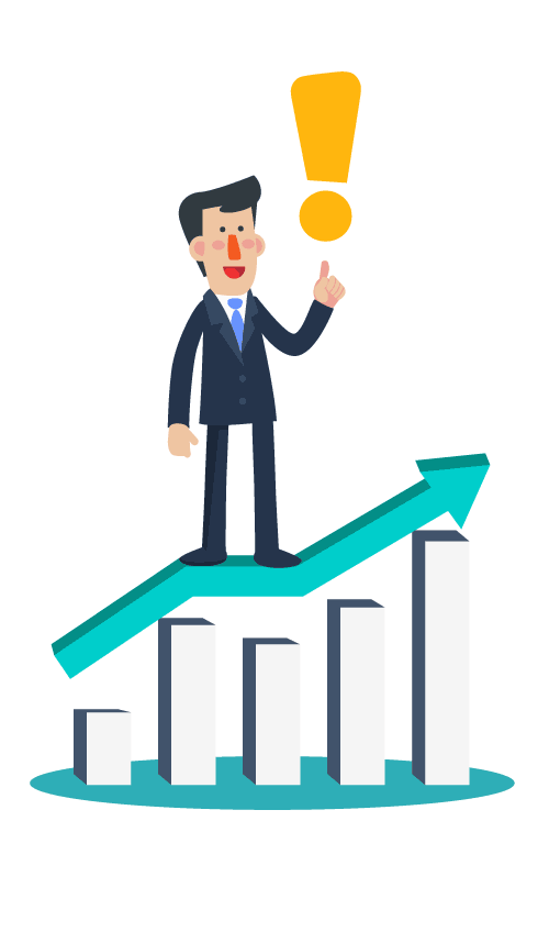 Sample business plan planning. Financial clipart financial forecast