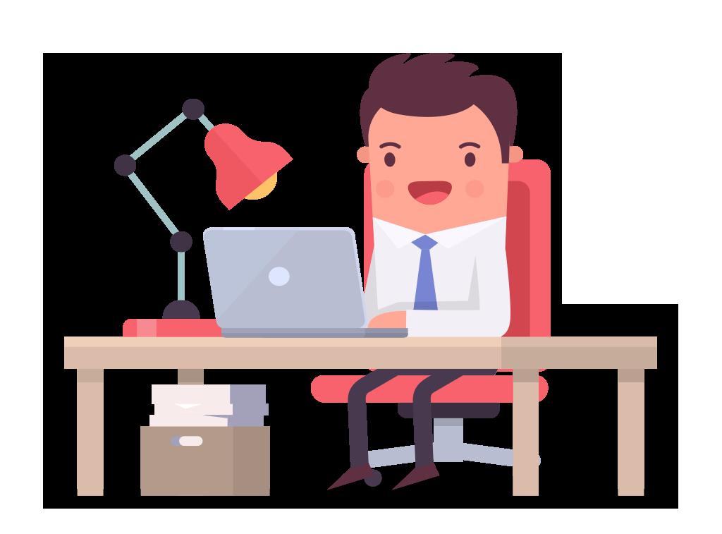 Desk clipart desk job. Hr compensation analyst email