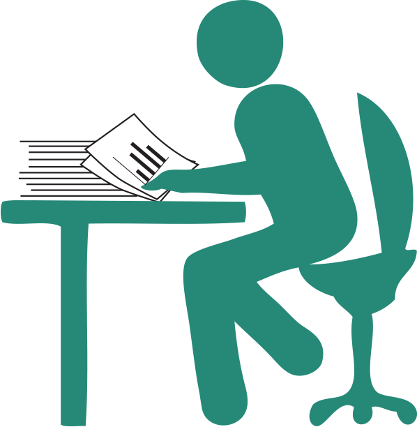 How to conduct a. Organized clipart document review