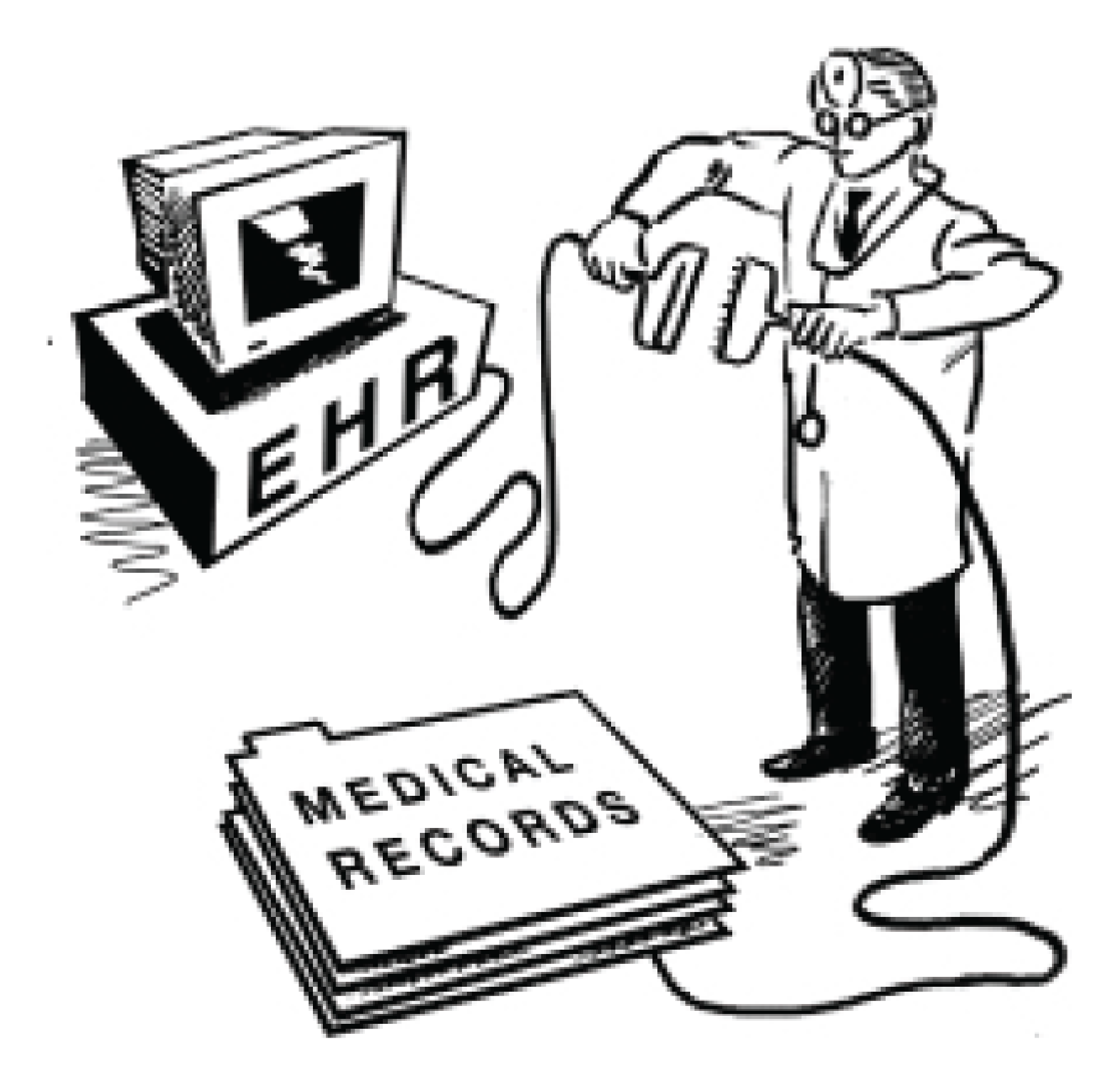 What to look for. Record clipart cartoon