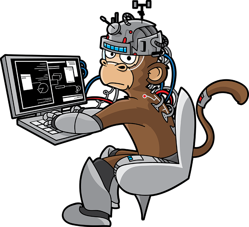 Professional clipart system analysis. Datamonkey learn to analyse