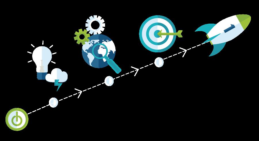 C accelerator program . Data clipart social impact