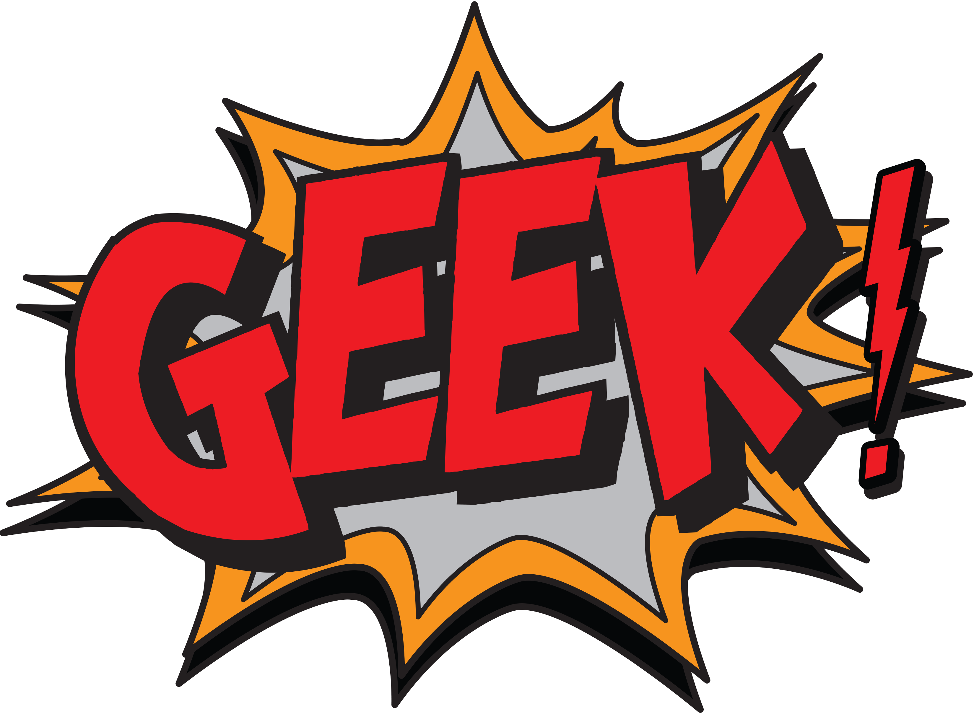 Wow clipart red. This week in geek