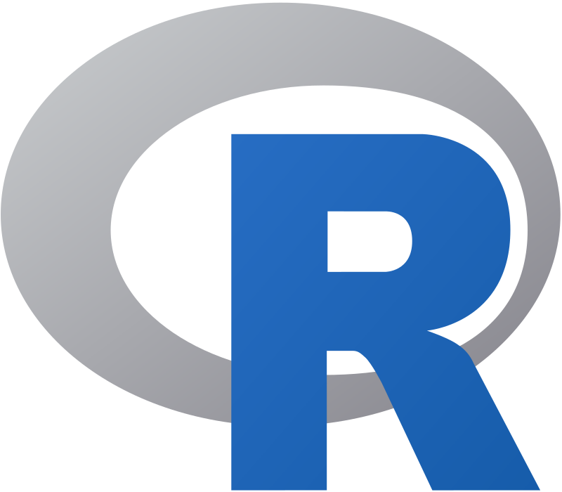 R clipart trademark. Learning data science day