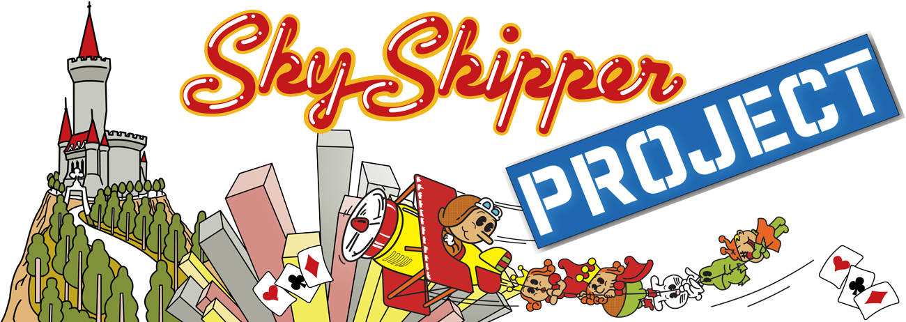 Project timeline skipper the. Outside clipart sky