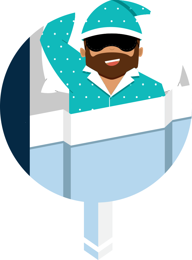 Xyzal allergy hour rest. Night clipart morning evening