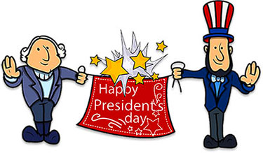 Free graphics happy images. Day clipart presidents day