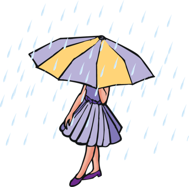 Sunny clipart rainy day. Season at getdrawings com
