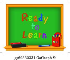 Clip royalty free gograph. Daycare clipart chalk art