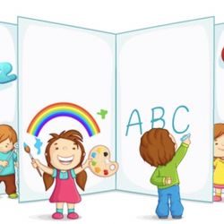 Kerry s kids family. Daycare clipart creative child