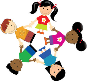 Online training course on. Diversity clipart childcare