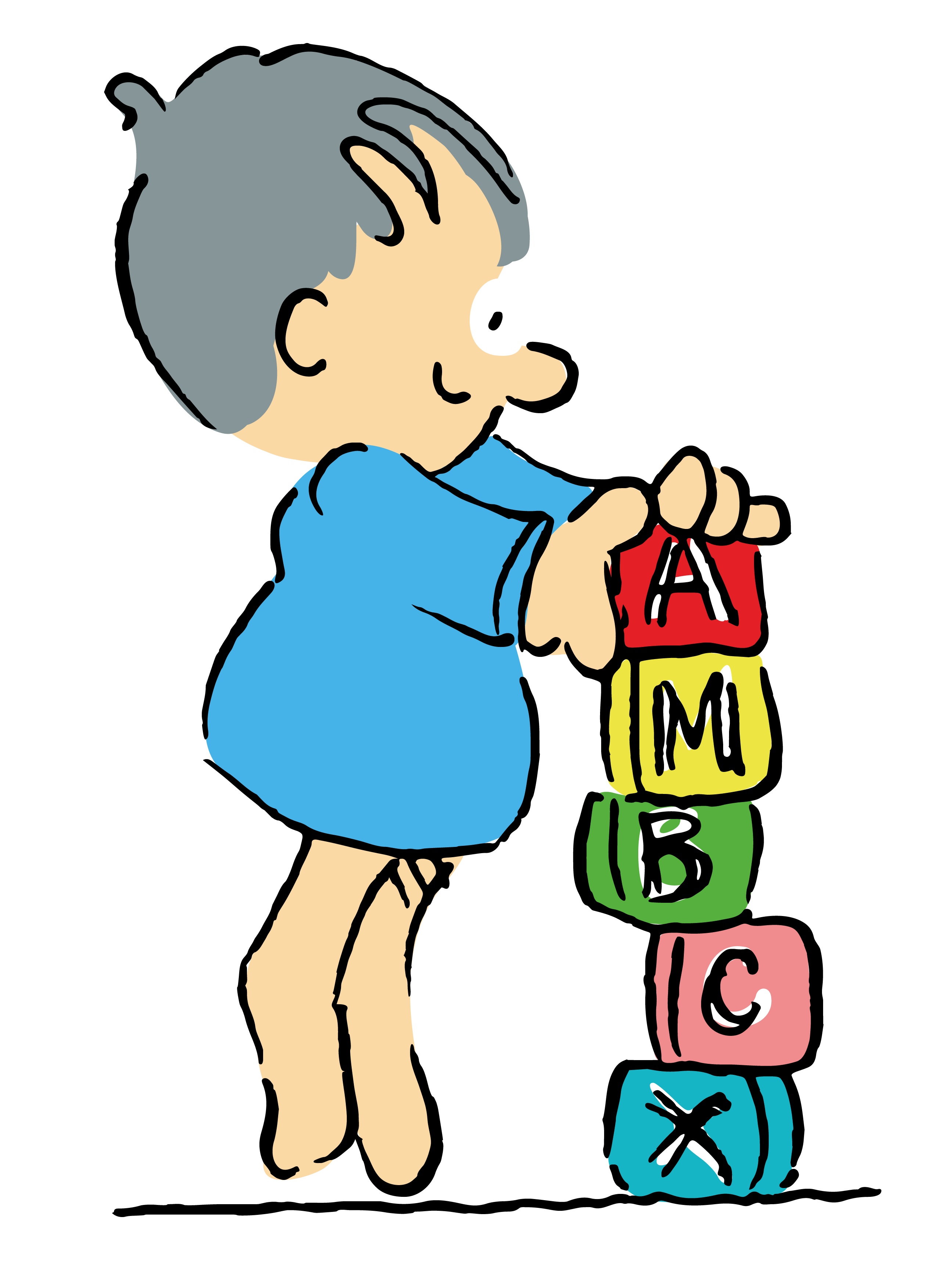 Young clipart young baby. Discoverers nursery and after