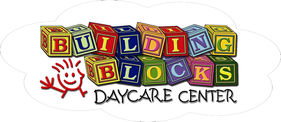 Building blocks day center. Mother clipart child care