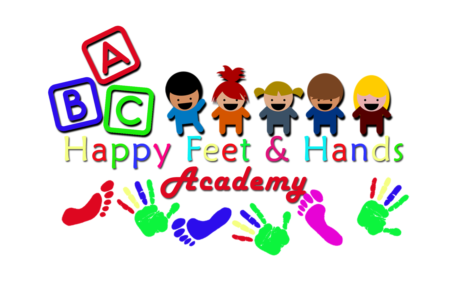 Home daycare logo. Foot clipart one foot