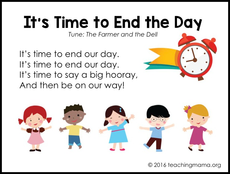 Daycare clipart good bye. Goodbye songs for preschoolers