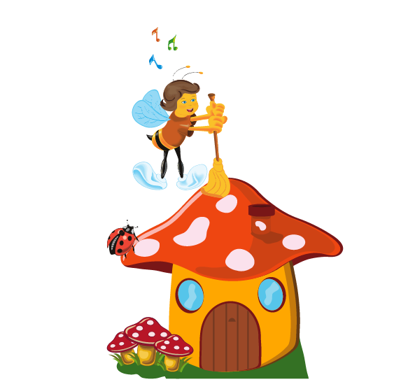 Daycare clipart good bye. Anabela day nursery home