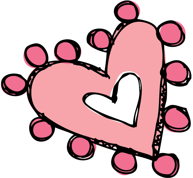 Image result for melonheadz. Heat clipart multiple heart