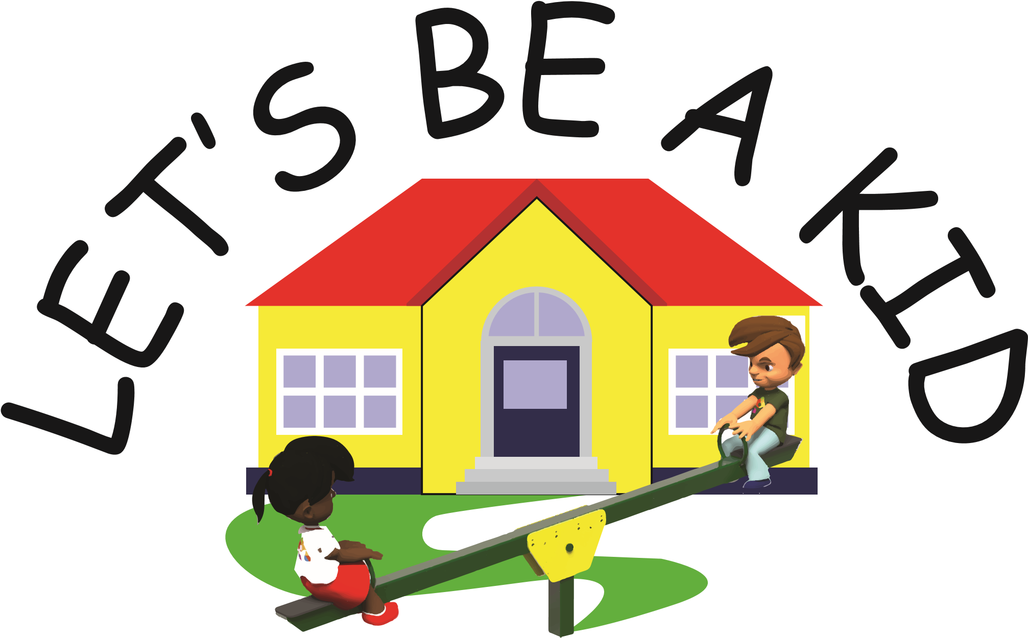 Let s be a. Daycare clipart healthy house