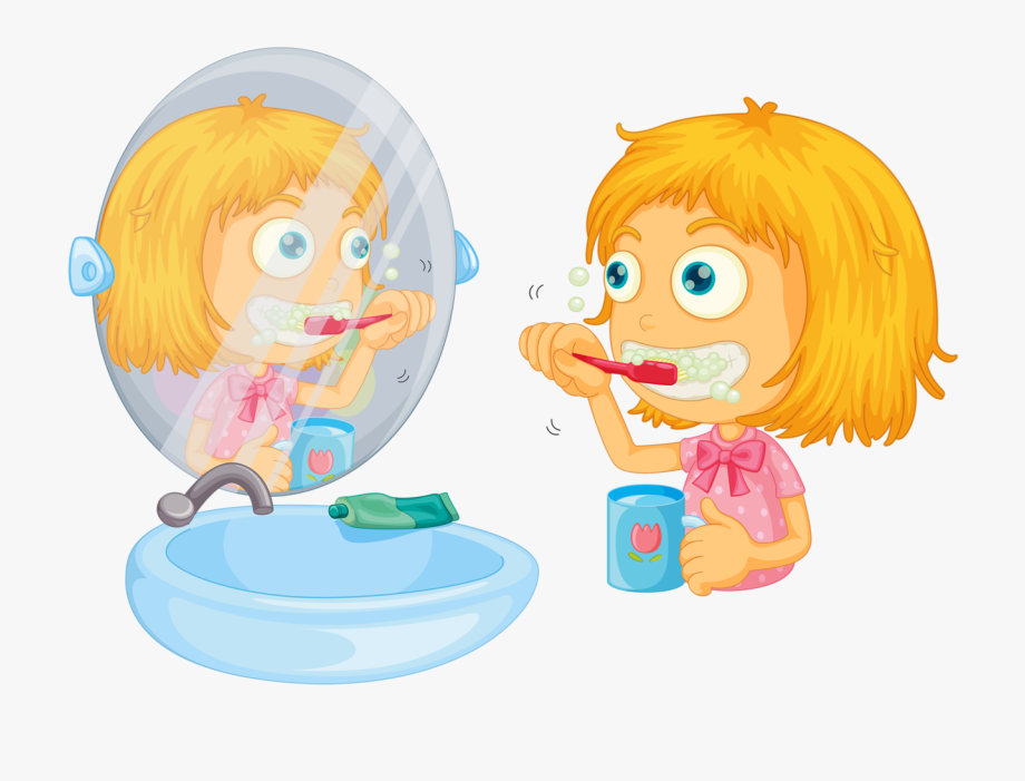 Cleanliness activity . Daycare clipart healthy house