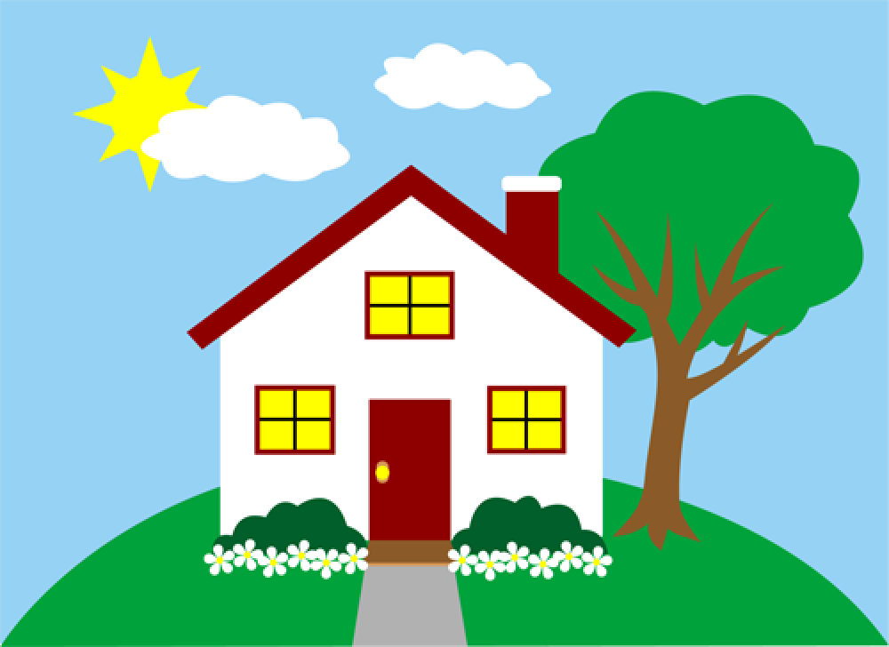 Daycare clipart healthy house. Just like home omaha