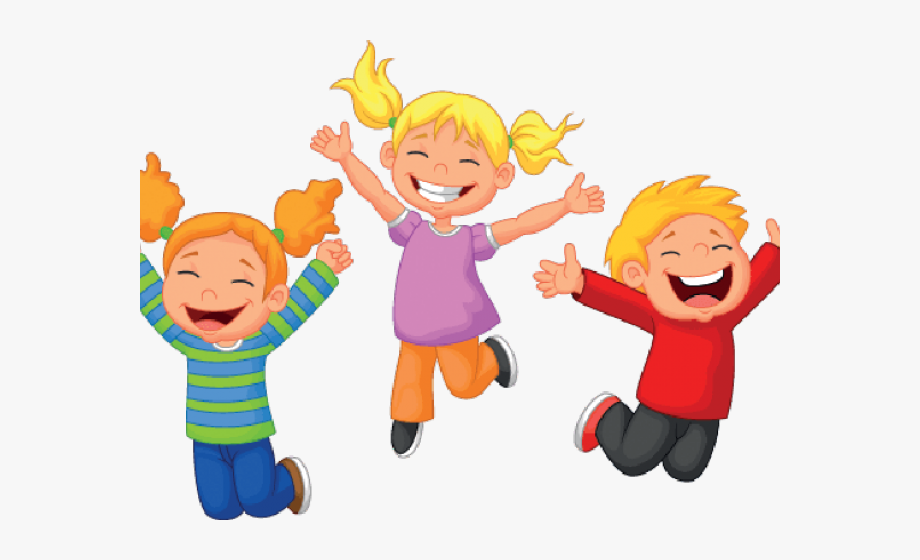 Daycare clipart kid gymnastics. Cartoon child happy kids