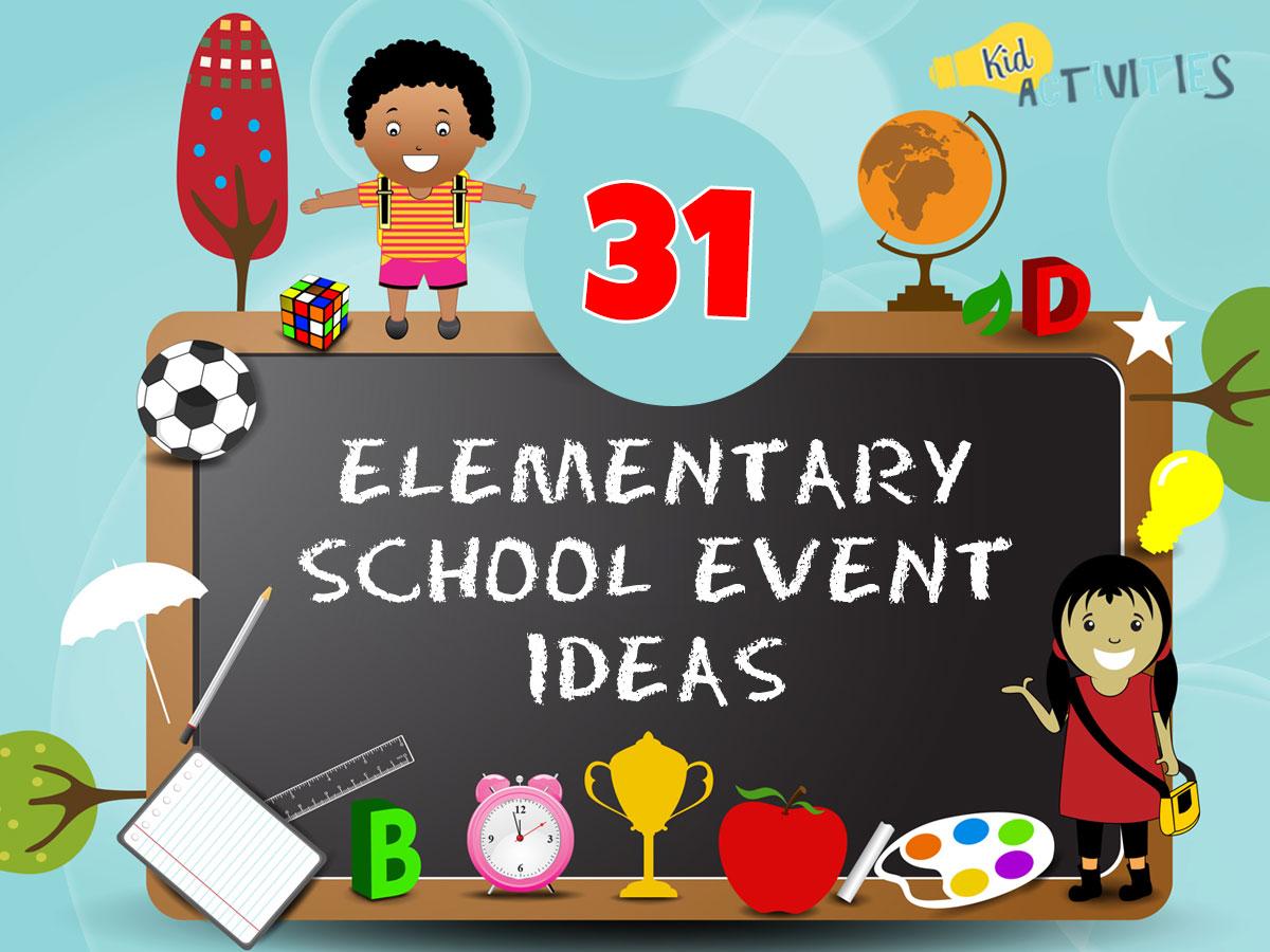 Friendly clipart social activity.  elementary school event