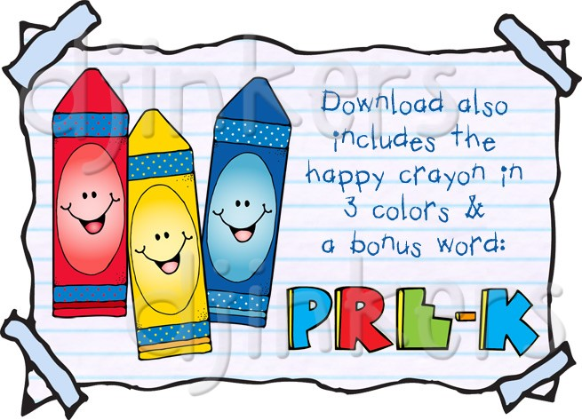 Preschool clipart cute. The cutest clip art