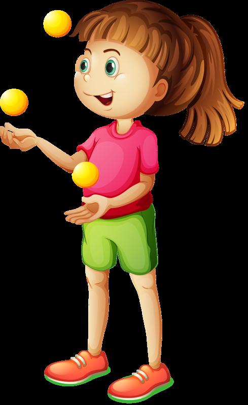 Kind clipart sporty kid.  cardio fitness sport