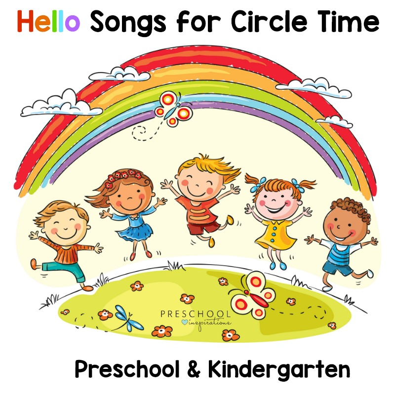 The best hello songs. Storytime clipart daycare teacher