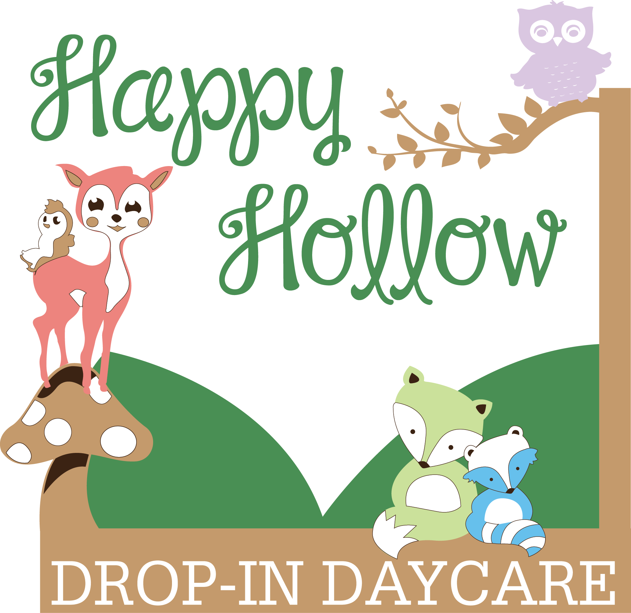 Happy hollow drop in. Diversity clipart childcare