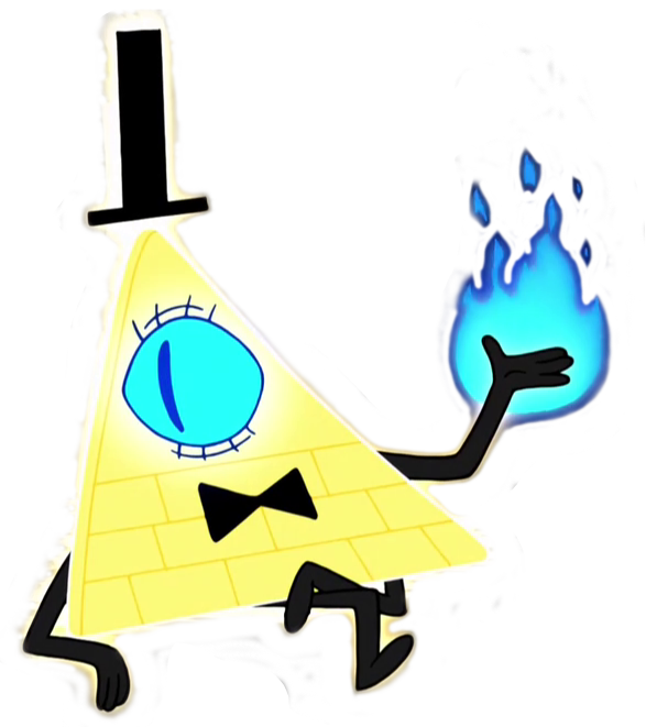 Knowledge clipart rationality. Image bill cipher png