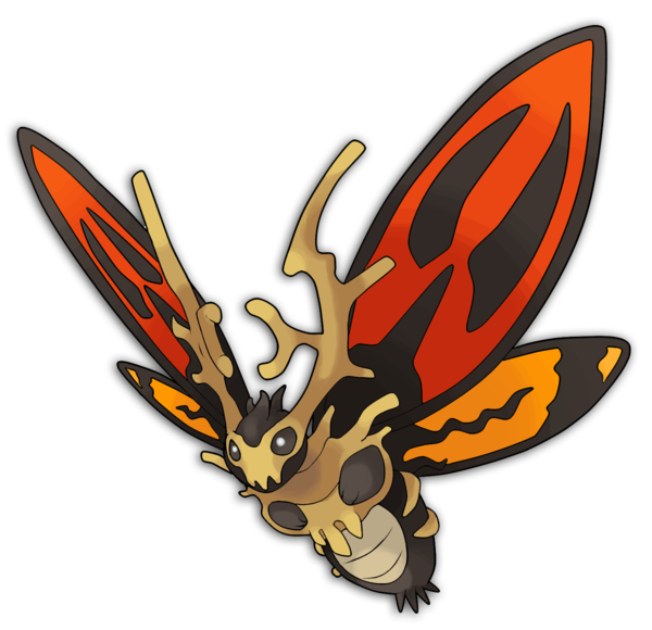 Muertombra the messenger of. Insect clipart dead insect
