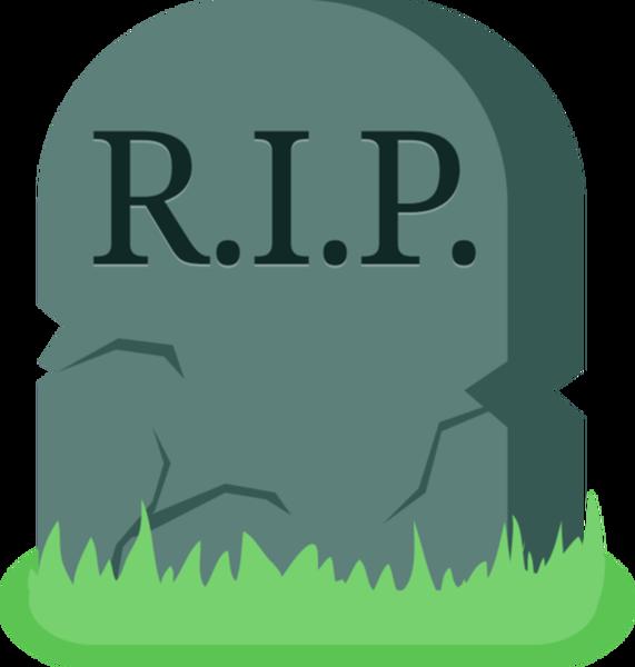 Image tombstone death grave. Dead clipart dead guy