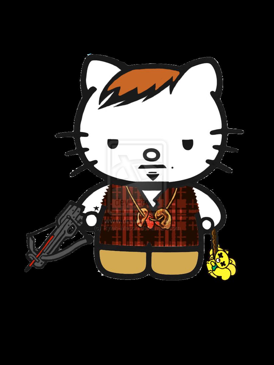Daryl kitty art by. Dead clipart gurney