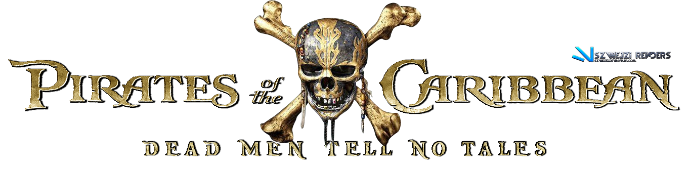 Pirates of the caribbean. Dead clipart logo