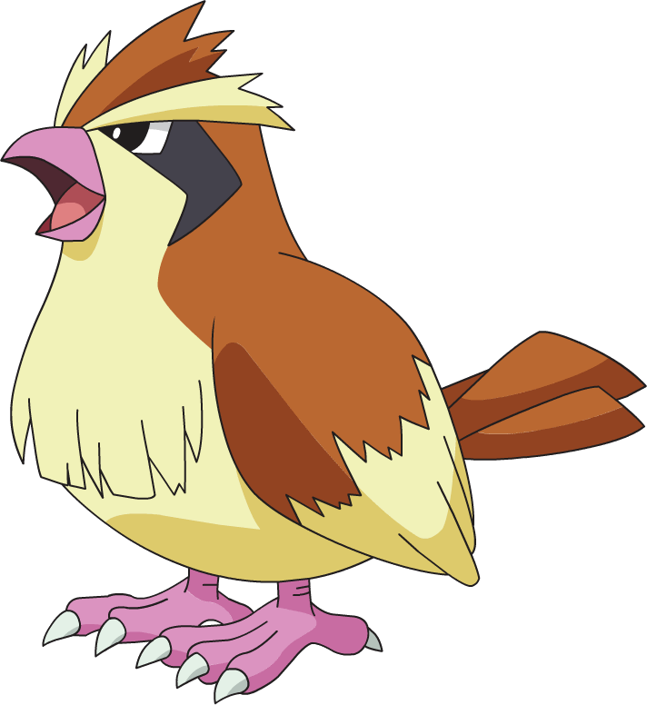 Image pidgey png the. Death clipart bird