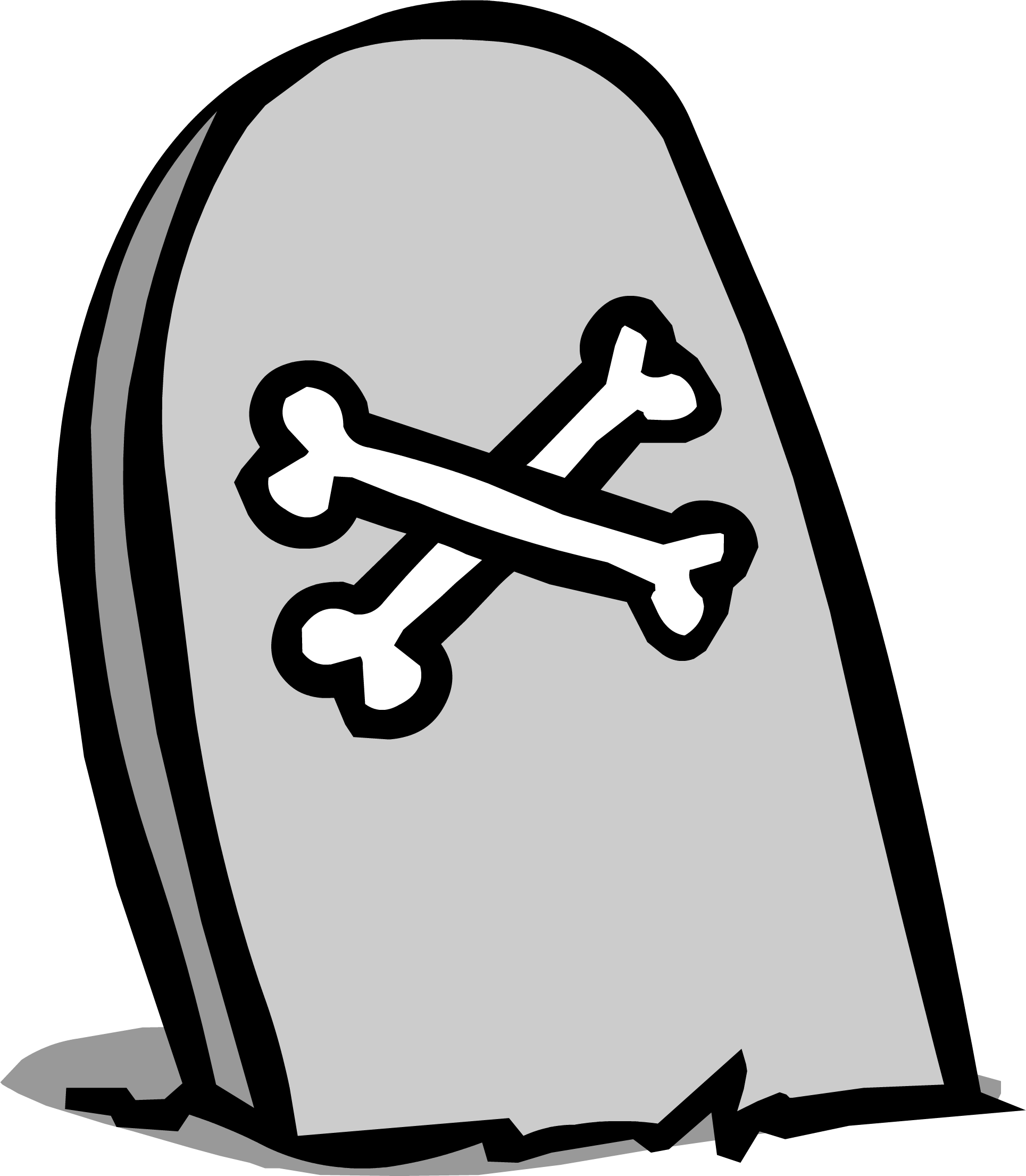 Zombie clipart tombstone. Image sprite png club