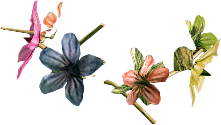 Dead flower png. Image rising head piece