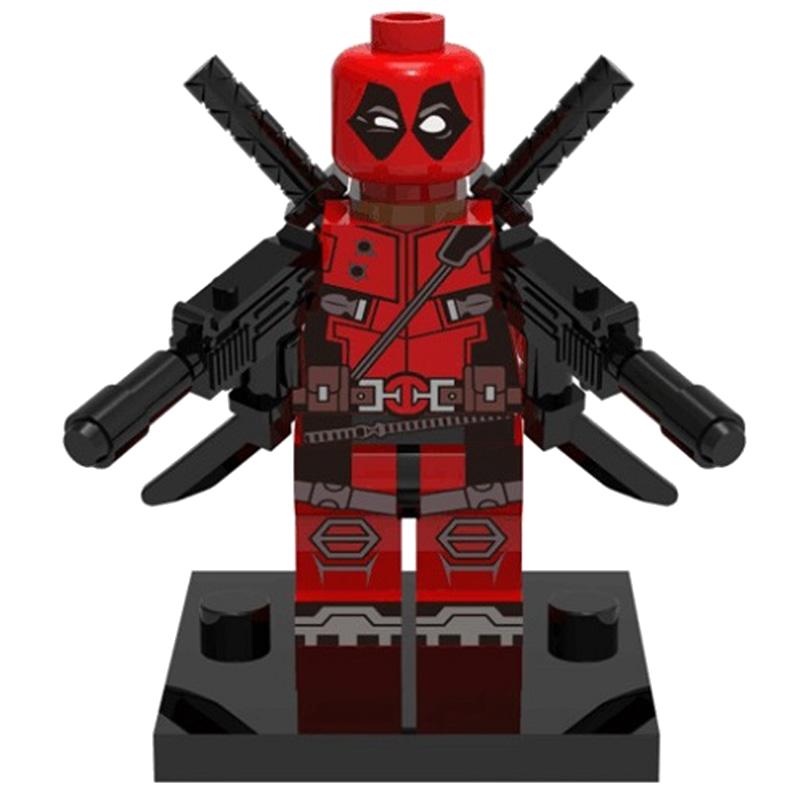 Marvel lego clip art. Deadpool clipart