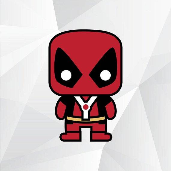 Deadpool clipart. Svgpngjpgeps for