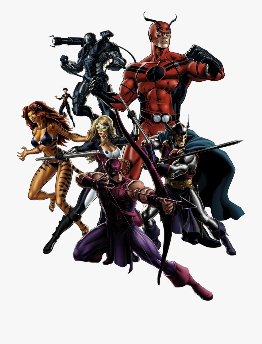 Avengers comic west coast. Deadpool clipart marvel ultimate alliance 2