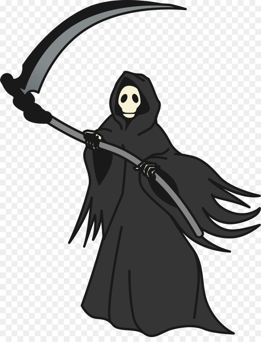 Death clipart. Cartoon graphics transparent clip