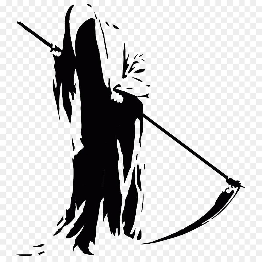 Death clipart. Clip art grim reaper