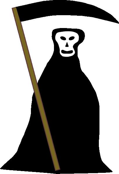Clip art at clker. Death clipart