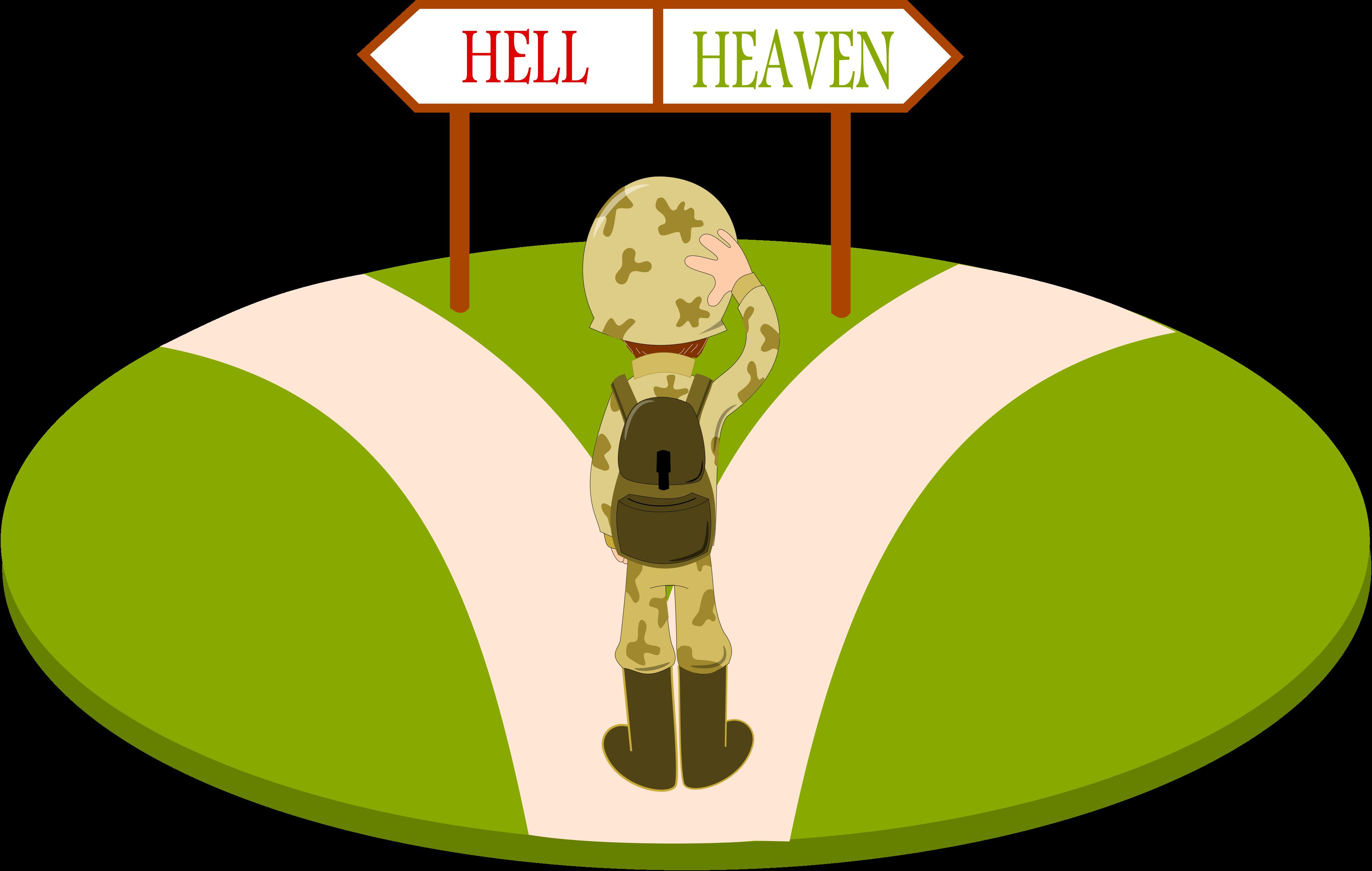 Heaven clipart god. Afterlife zehra risale belief