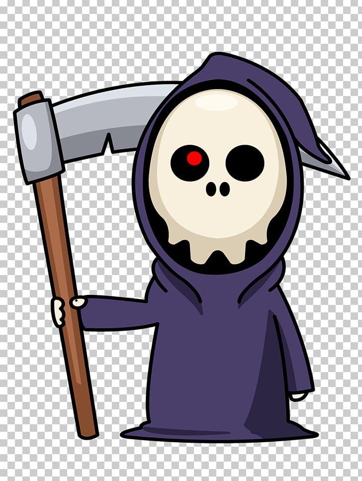 Grim png blog cartoon. Death clipart animated